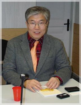 Профессор Ким Ем Ил.