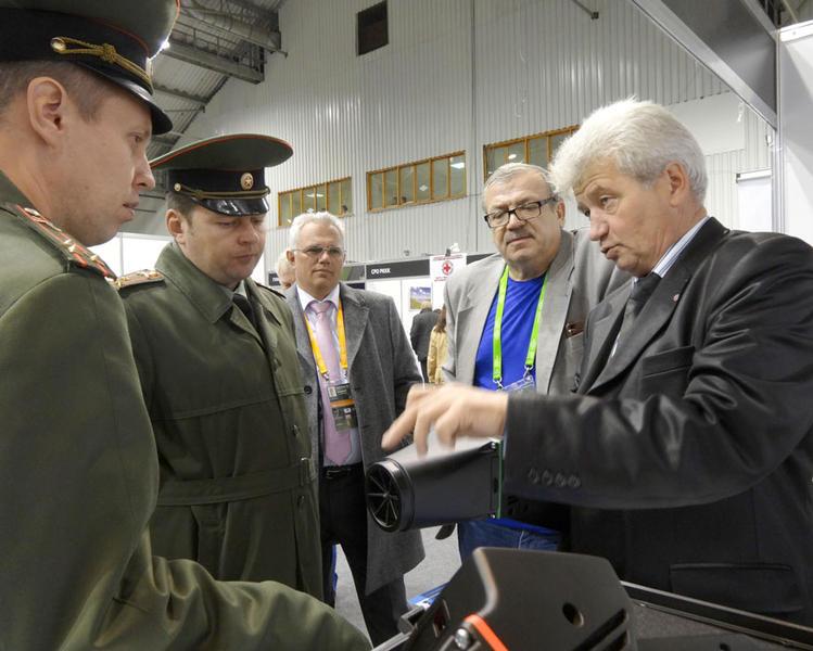 Выставка вооружения военной